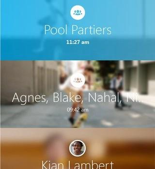 Skype Qik Ekran Görüntüleri - 1