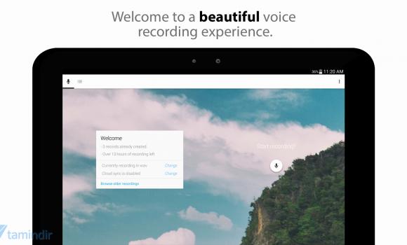 Skyro Voice Recorder Ekran Görüntüleri - 6