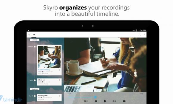 Skyro Voice Recorder Ekran Görüntüleri - 3