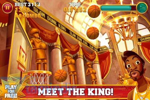 Slam Dunk King Ekran Görüntüleri - 3