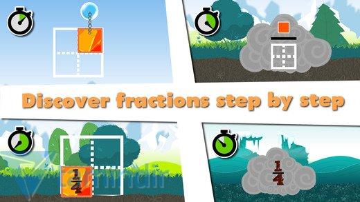 Slice Fractions Ekran Görüntüleri - 3