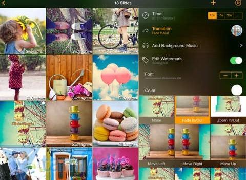 Slideagram HD Ekran Görüntüleri - 2