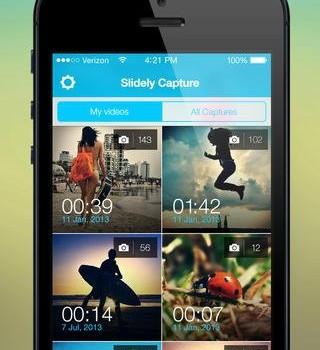 Slidely Capture Ekran Görüntüleri - 4