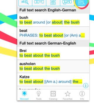 Slovoed Dictionaries Ekran Görüntüleri - 3