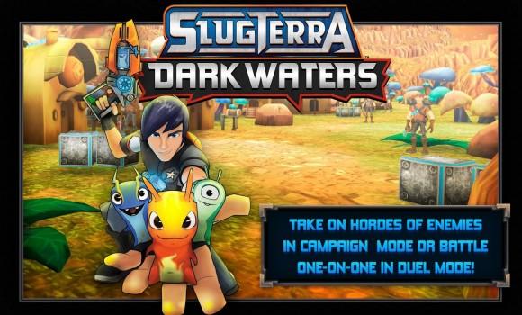 Slugterra: Dark Waters Ekran Görüntüleri - 4