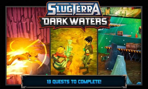 Slugterra: Dark Waters Ekran Görüntüleri - 3