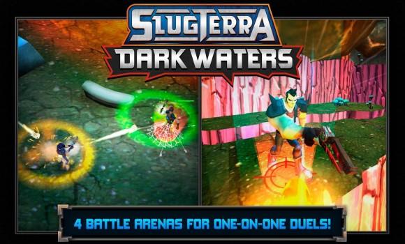 Slugterra: Dark Waters Ekran Görüntüleri - 2