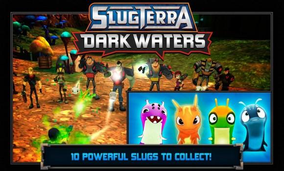 Slugterra: Dark Waters Ekran Görüntüleri - 1