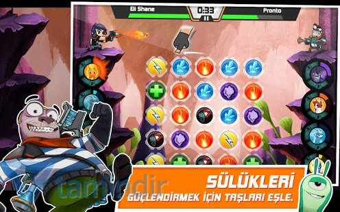 Slugterra: Slug it Out! Ekran Görüntüleri - 3