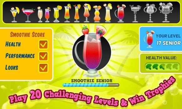 Smoothie Maker Ekran Görüntüleri - 4