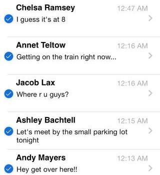 SMS Export PRO Ekran Görüntüleri - 4