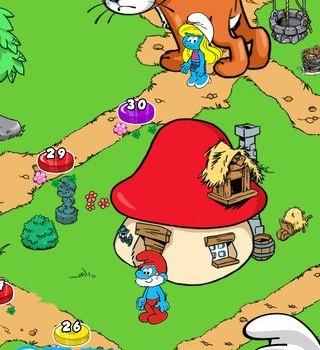Smurfette's Magic Match Ekran Görüntüleri - 2