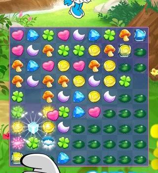 Smurfette's Magic Match Ekran Görüntüleri - 1