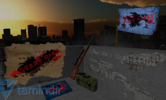 Sniper Shoot 3D: Assault Zombie Ekran Görüntüleri - 3