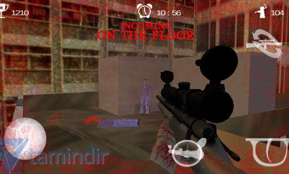 Sniper Shoot 3D: Assault Zombie Ekran Görüntüleri - 2