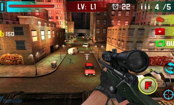 Sniper Shoot War 3D Ekran Görüntüleri - 1