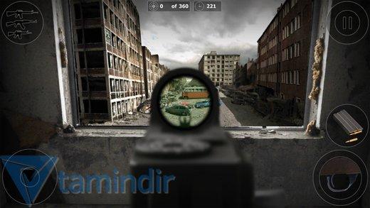 Sniper Time: The Range Ekran Görüntüleri - 3