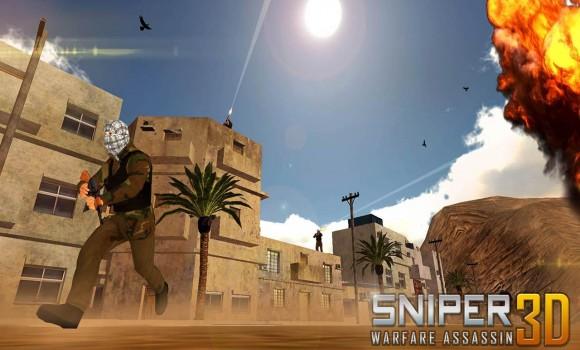 Sniper Warfare Assassin 3D Ekran Görüntüleri - 5