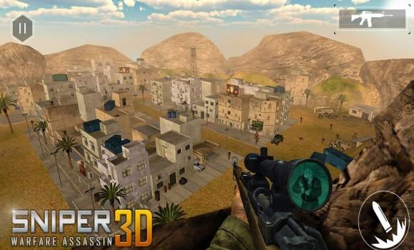 Sniper Warfare Assassin 3D Ekran Görüntüleri - 4