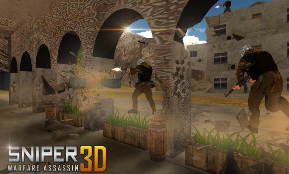 Sniper Warfare Assassin 3D Ekran Görüntüleri - 3