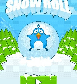 Snow Roll Ekran Görüntüleri - 1