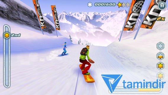 Snowboard Hero Ekran Görüntüleri - 4