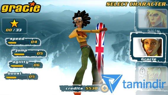 Snowboard Hero Ekran Görüntüleri - 3