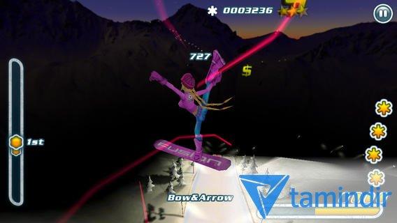 Snowboard Hero Ekran Görüntüleri - 2