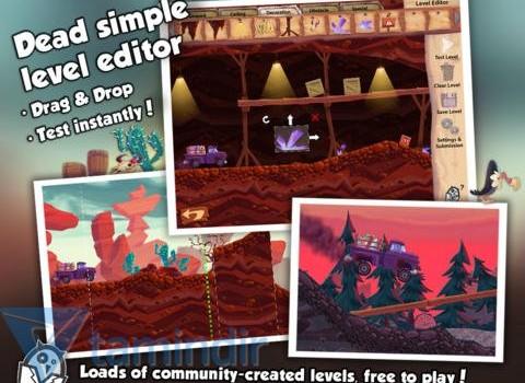 Snuggle Truck HD Ekran Görüntüleri - 2