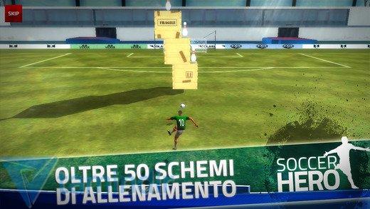 Soccer Hero Ekran Görüntüleri - 1