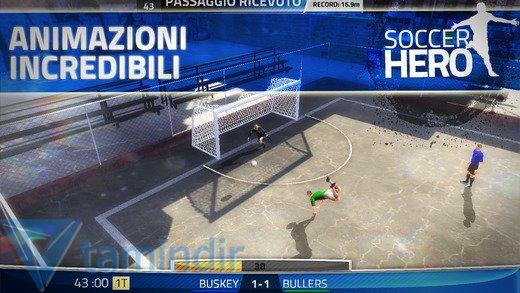 Soccer Hero Ekran Görüntüleri - 2