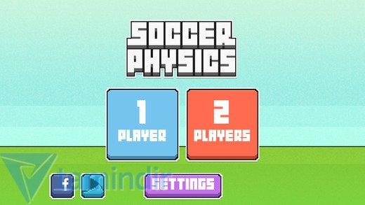 Soccer Physics Ekran Görüntüleri - 1
