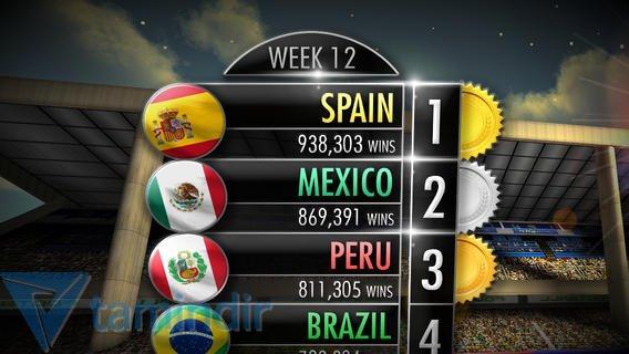 Soccer Showdown 2015 Ekran Görüntüleri - 1