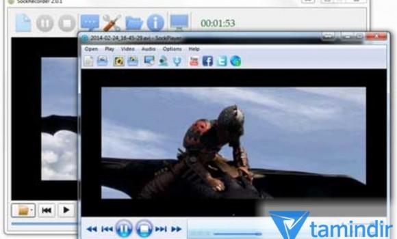 SockRecorder Ekran Görüntüleri - 1