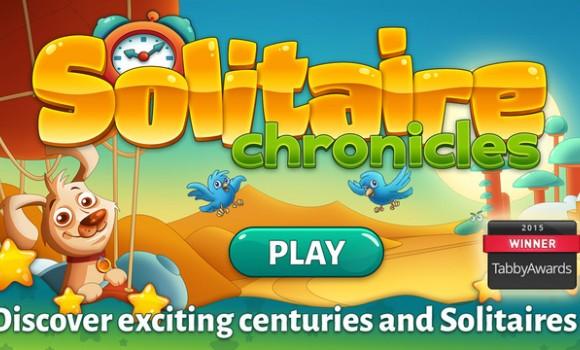 Solitaire Chronicles Ekran Görüntüleri - 1