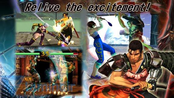 Soulcalibur Ekran Görüntüleri - 1