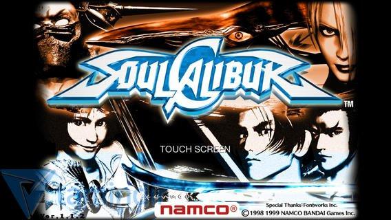 Soulcalibur Ekran Görüntüleri - 3