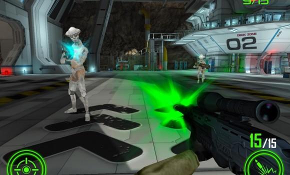 Space Invasion Combat Ekran Görüntüleri - 4