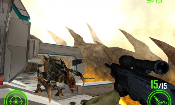 Space Invasion Combat Ekran Görüntüleri - 2