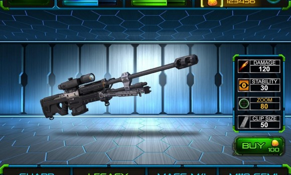 Space Invasion Combat Ekran Görüntüleri - 1