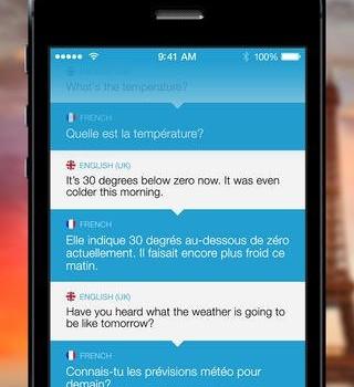 Speak & Translate Ekran Görüntüleri - 3
