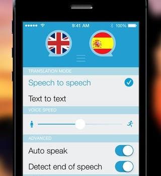 Speak & Translate Ekran Görüntüleri - 1