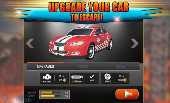 Speed Car Escape 3D Ekran Görüntüleri - 1