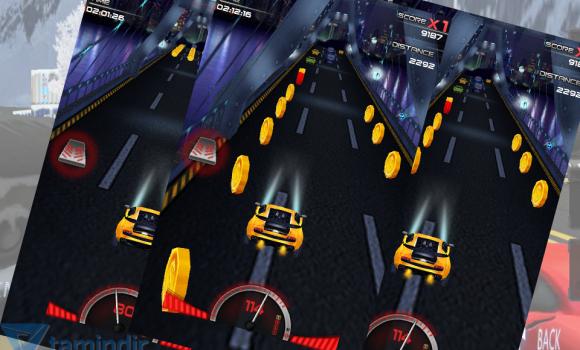 Speed Car Racing 3D New 2014 Ekran Görüntüleri - 2