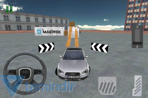 Speed Parking 5D Ekran Görüntüleri - 1