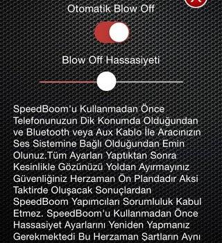 SpeedBoom Ekran Görüntüleri - 1