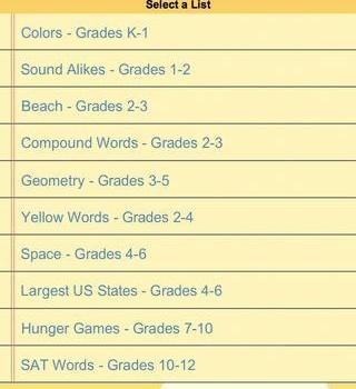 SpellingCity Ekran Görüntüleri - 3