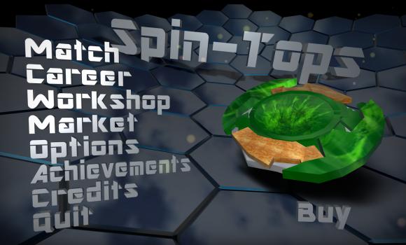 Spin-Tops Ekran Görüntüleri - 3