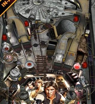 Star Wars Pinball 3 Ekran Görüntüleri - 1