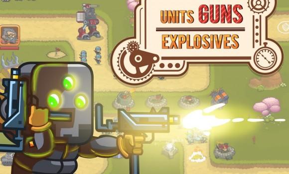 Steampunk Defense Ekran Görüntüleri - 4